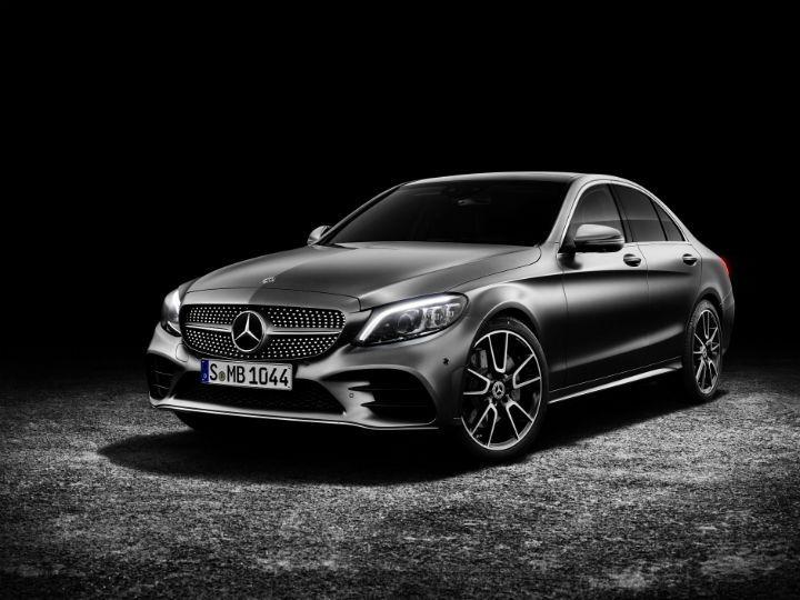 Mercedes new C class