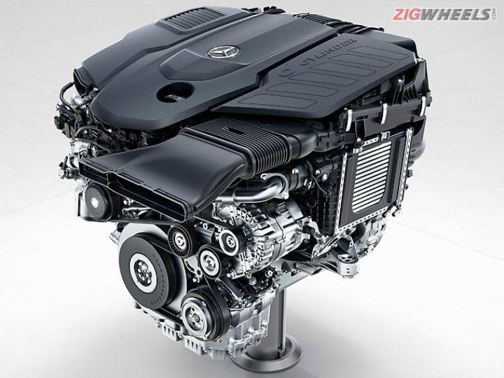Mercedes-Benz S-Class Facelift S350 d