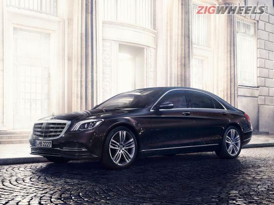 Mercedes-Benz S-Class Facelift Launch On February 26