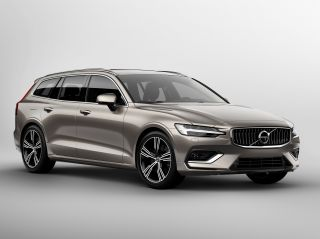 2019 Volvo V60 Is Pretty And We Want It