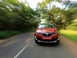 2017 Renault Captur: Road Test Review