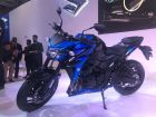 Suzuki GSX-S750 Unveiled At Auto Expo 2018