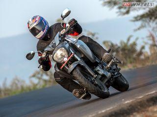 Suzuki Intruder 150 Performance Test Review