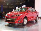Toyota Yaris Sedan Showcased At Auto Expo 2018