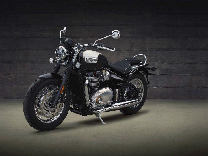 Twiumph Bonneville Speedmaster India launch