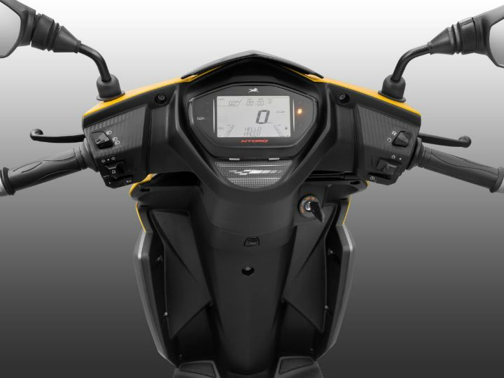 TVS NTORQ 125 Scooter Launched
