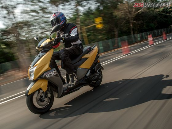 TVS NTorq 125: First Ride Review