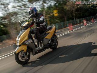 TVS NTorq 125: First Ride Review