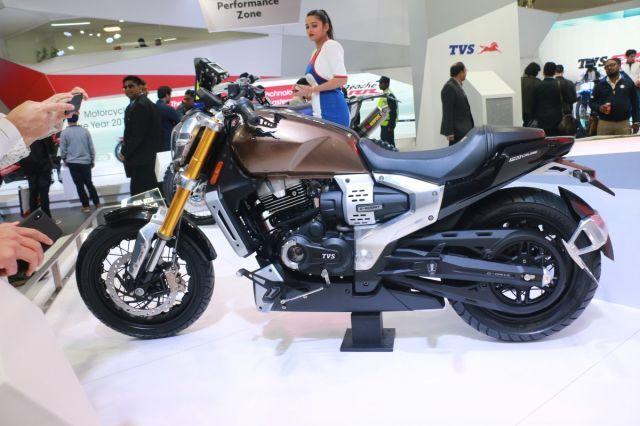 New tvs bike 2020