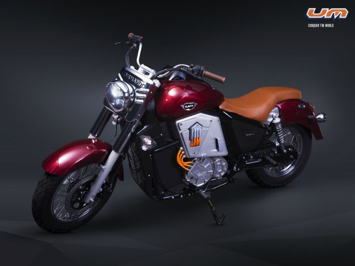 UM Renegade Thor Launched at Rs. 4.90 Lakhs