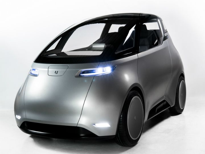 Uniti Showcases Affordable EV Concept At Auto Expo 2018