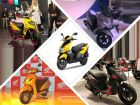 Top 5 Scooters At Auto Expo 2018: Honda Activa 5G TVS NTORQ And More...