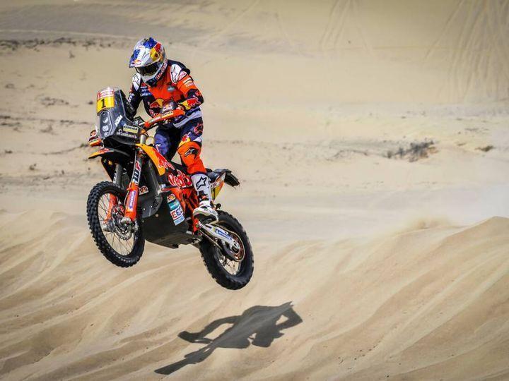 Sam Sunderland (KTM)