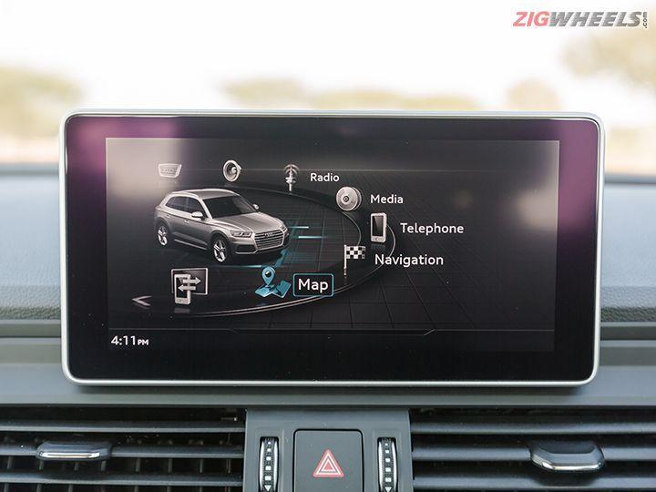 2018 Audi Q5: First Drive Review - ZigWheels