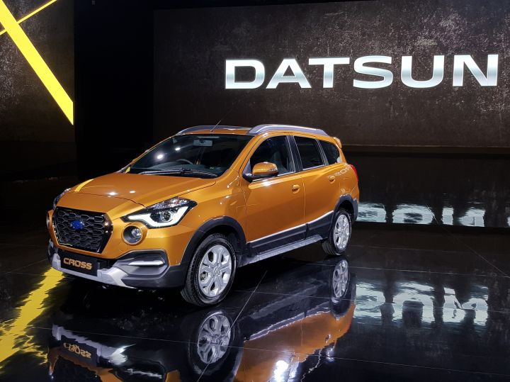 Datsun Cross Unveiled, India Launch Soon
