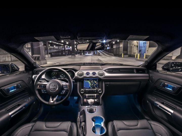 2019 Ford Mustang Bullitt Sure Looks The Part Zigwheels