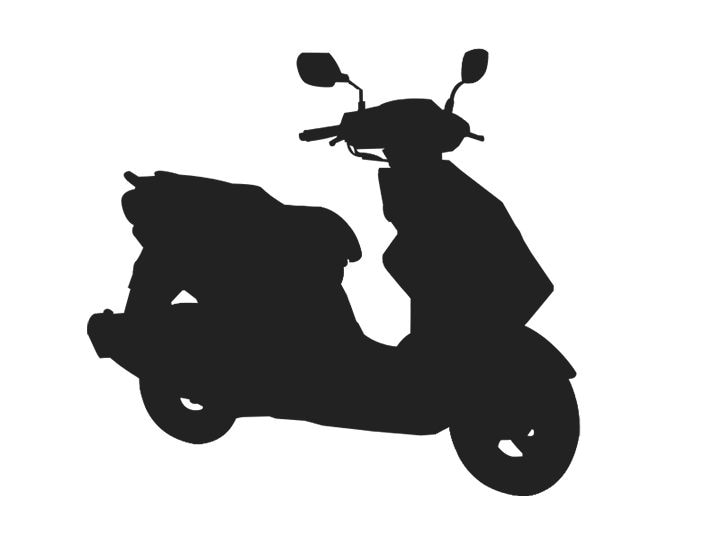 New 125cc Scooter