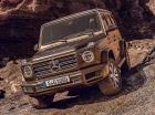 The 2018 G-Class Unveiled, Just Not Officially