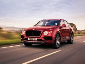 Bentley Bentayga Gets A New Petrol Powerplant