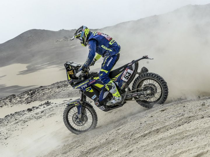 Dakar 2018: Stage 1 And Stage 2 Results