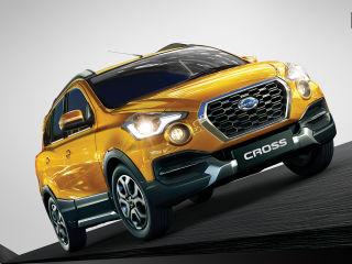 Datsun Cross Unveiled India Launch Soon
