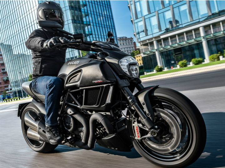 Ducati Diavel Carbon Back On Sale In India