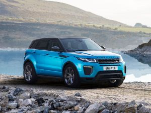 Land Rover Evoque Landmark Edition Launched At Rs 50.20 Lakh