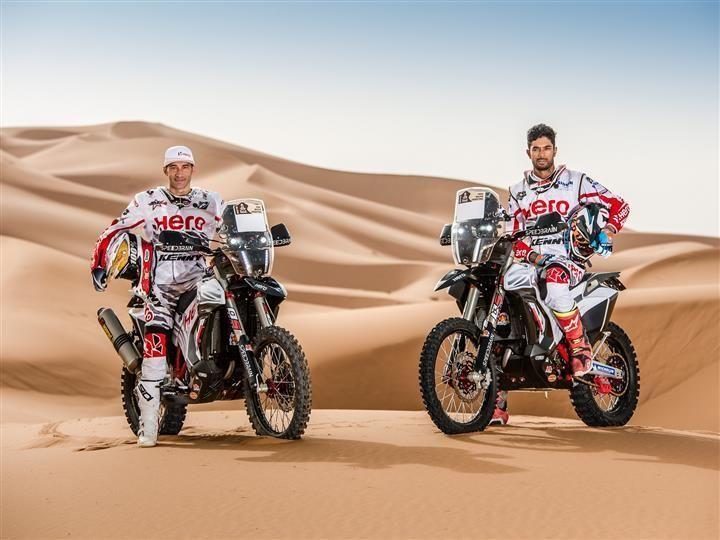 Hero RR 450 Dakar Bikes