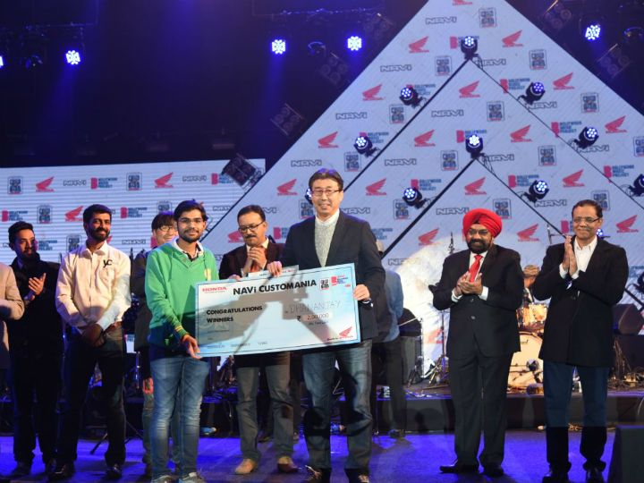 Honda Navi Customania Concludes