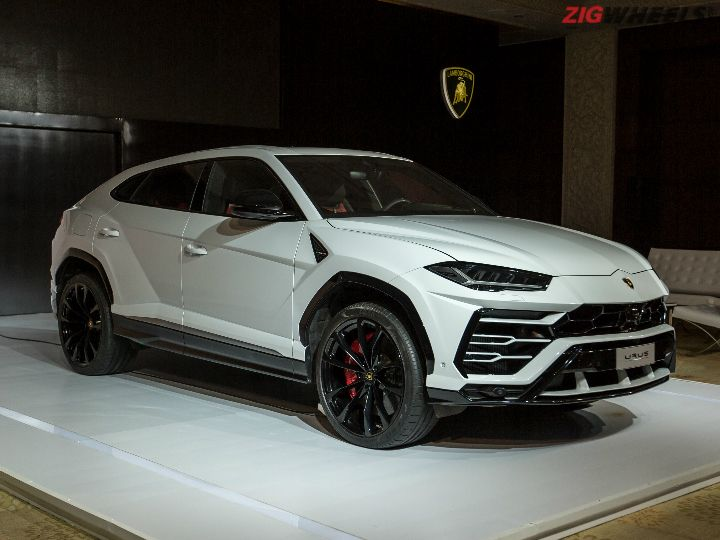 Lamborghini Urus Launched in India