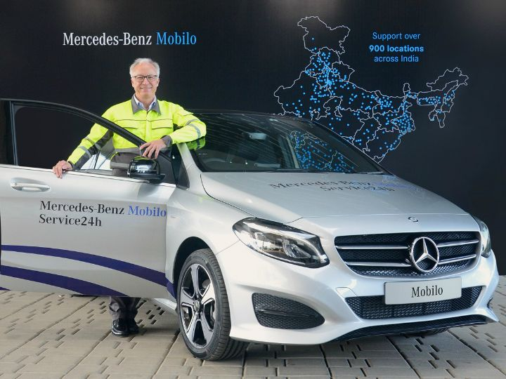 Mercedes-Benz Launches Mobilo Customer Assistance Service