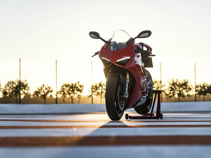 Ducati Panigale V4 Launched In India