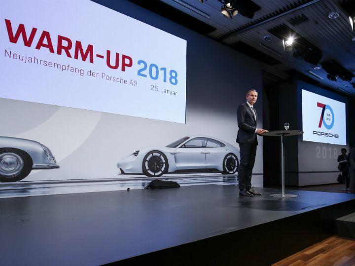 Porsche 70 Year Celebrations Start