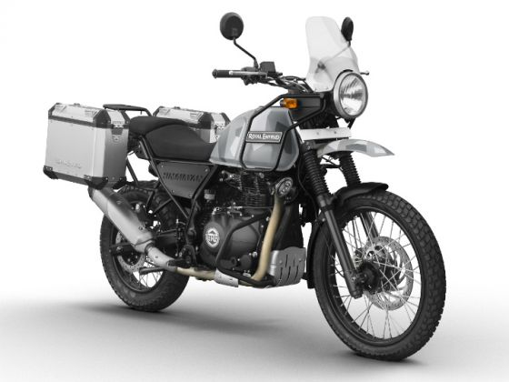 Royal Enfield Himalayan Sleet Launched In India