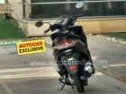 Suzuki Burgman Street Scooter Spotted