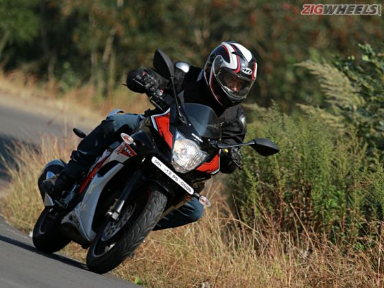 Suzuki Gixxer SF Fi ABS: Road Test Review