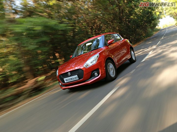 2018 Maruti Suzuki Swift: First Drive Review - ZigWheels