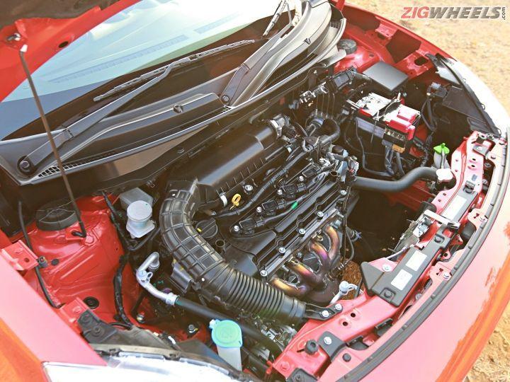 new Maruti Suzuki Swift engine