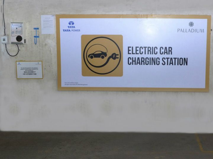Tata Power EV Charging Station