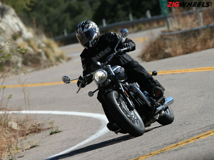 Triumph Bonneville Speedmaster First Drive Review