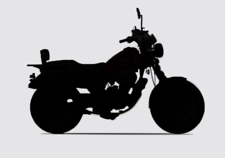 New 250cc motorcycle: