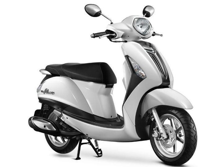 2018 auto expo new yamaha 125cc scooter launch likely zigwheels. Black Bedroom Furniture Sets. Home Design Ideas