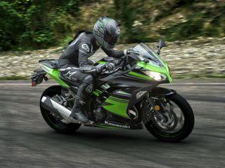 Kawasaki Launches 2018 Ninja 300 ABS At Rs 2.98 lakh - ZigWheels