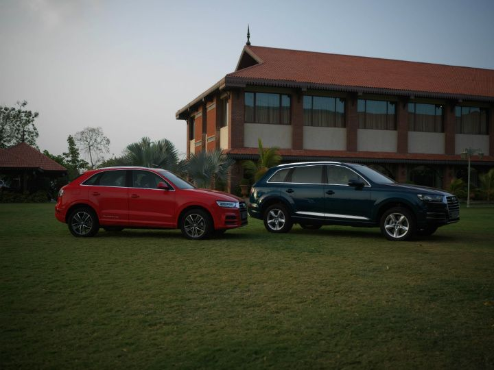 Audi Q3 Design Edition and Audi Q7 Design Edition Launched