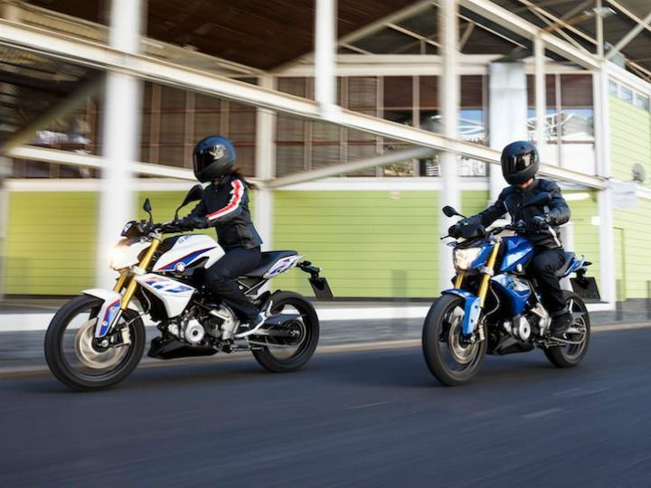 BMW G 310 R and G 310 GS launched in India
