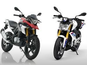 BMW G 310 R And G 310 GS To Be Launched Tomorrow