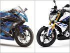 BMW G 310 R vs 2019 Kawasaki Ninja 300 - Same Price, Different Deals!