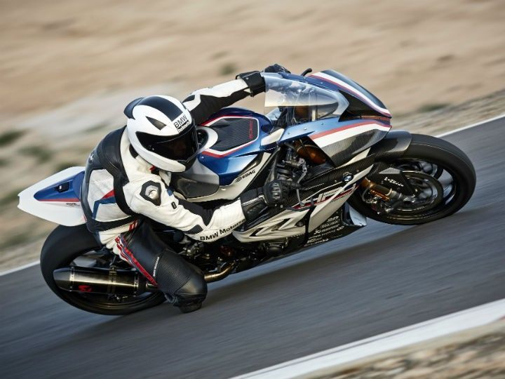 Carbon Fibre Laden Bmw Hp4 Race Launched In India Zigwheels