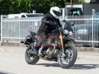 Moto Guzzi V85 Spied