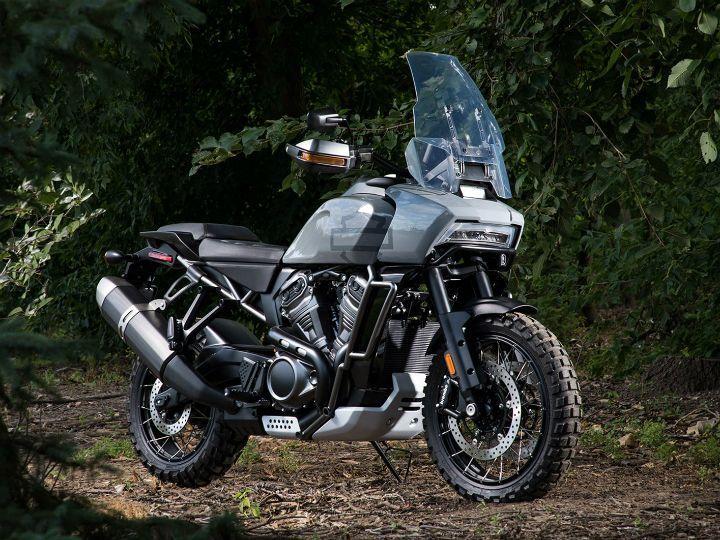 Harley Davidson Pan America ADV revealed